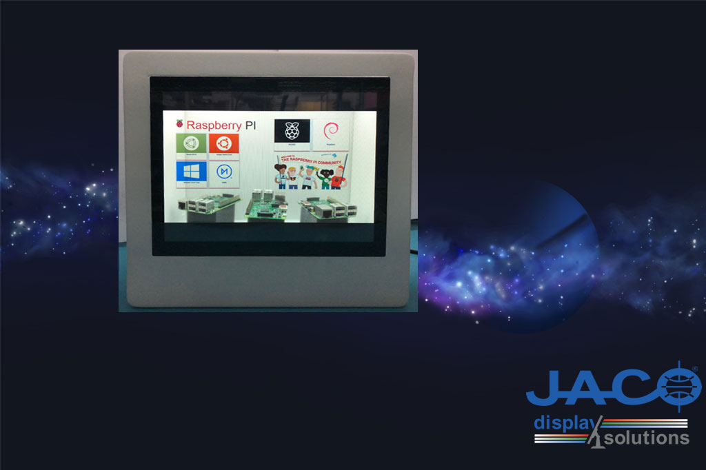 12 Inch Transparent LCD Display Solutions
