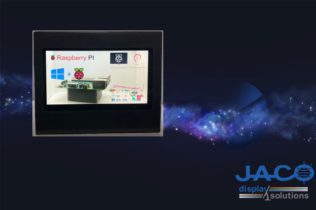 7 Inch Transparent LCD Display Solutions
