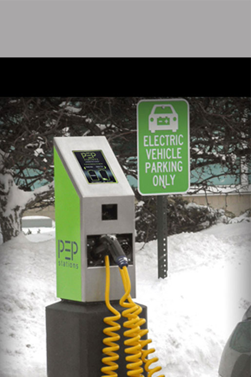 Automobile Charging Station