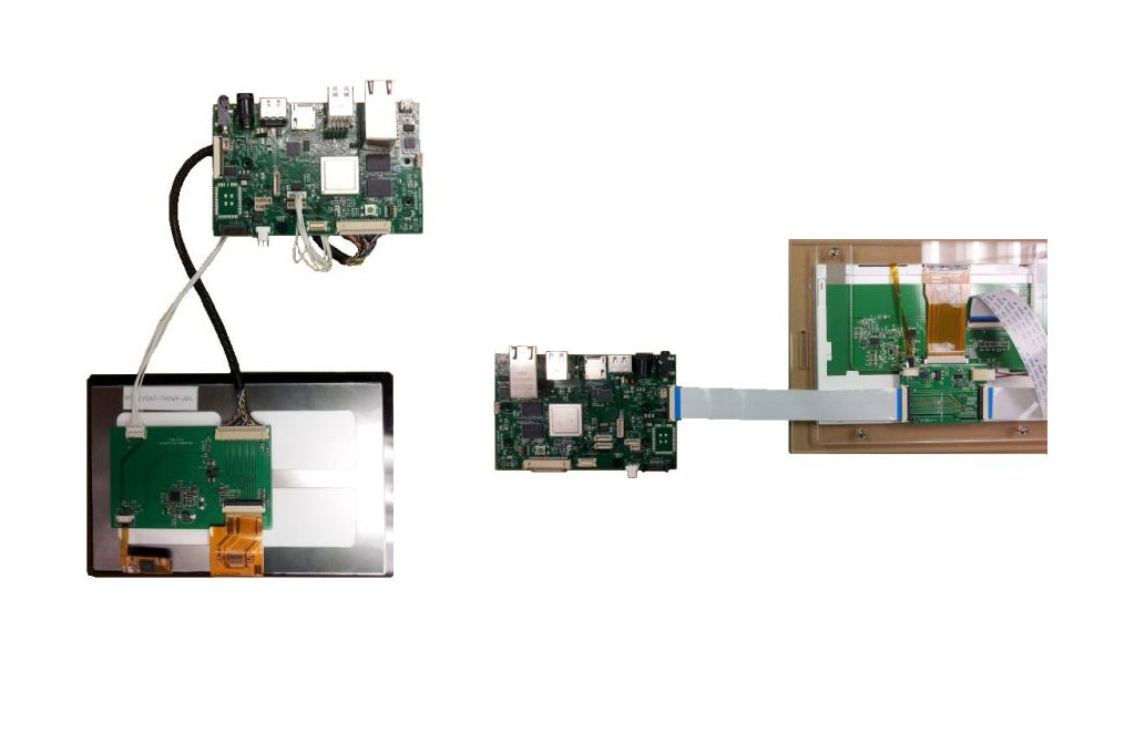 Jaco Display Solutions IMX6 Solutions for LCD Display and